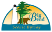Big bend Scenic Byway logo